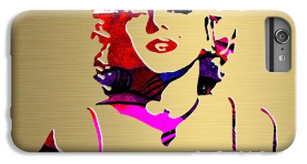 Marilyn Monroe Gold Series IPhone 6 Plus Case