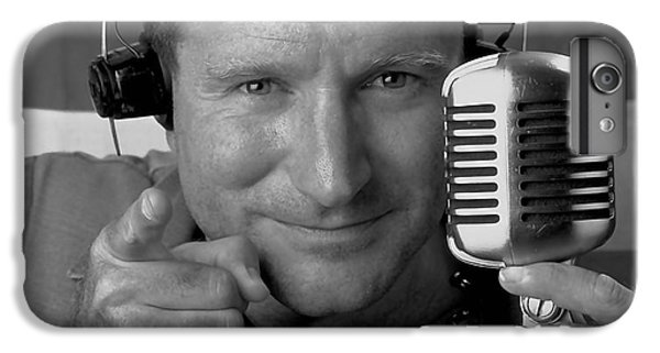 Robin Williams Good Morning Vietnam IPhone 6 Plus Case by Marvin Blaine
