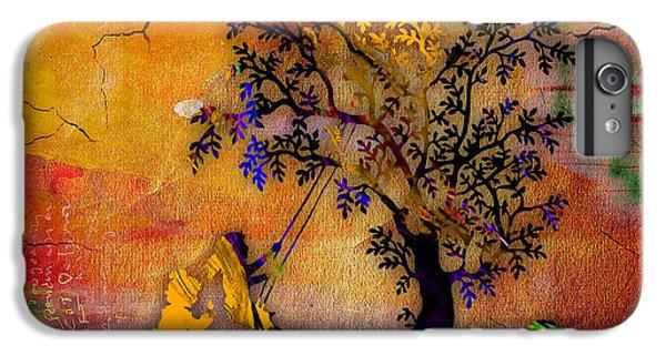 Tree Wall Art IPhone 6 Plus Case