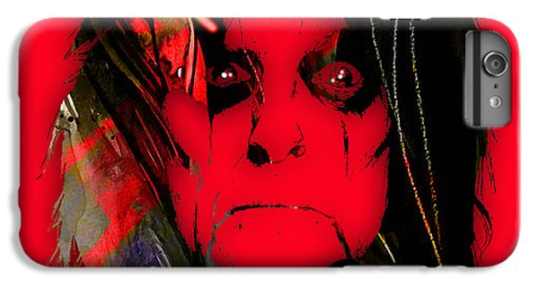 Alice Cooper Collection IPhone 6 Plus Case by Marvin Blaine