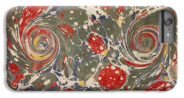 Decorative End Paper IPhone 6 Plus Case