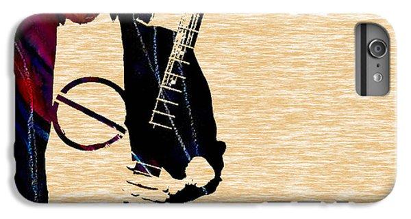 Eddie Van Halen Collection IPhone 6 Plus Case by Marvin Blaine
