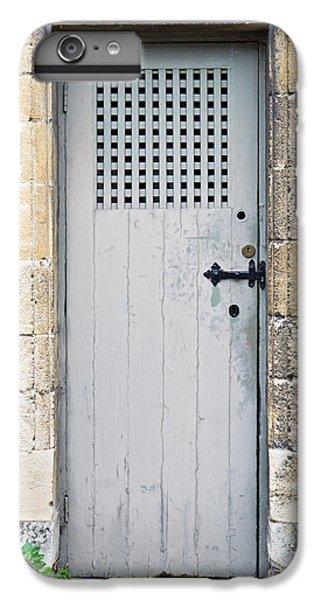 Dungeon iPhone 6 Plus Case - Old Door by Tom Gowanlock