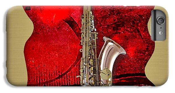 Saxophone Collection. IPhone 6 Plus Case