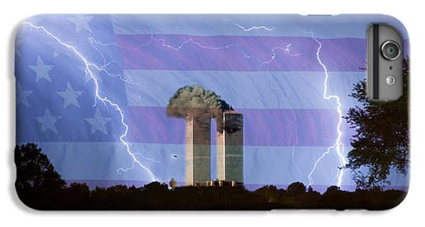 9-11 We Will Never Forget 2011 Poster IPhone 6 Plus Case by James BO  Insogna