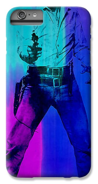 Elvis Presley IPhone 6 Plus Case by Marvin Blaine