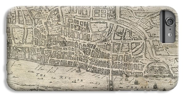 Tower Of London iPhone 6 Plus Case - London by British Library