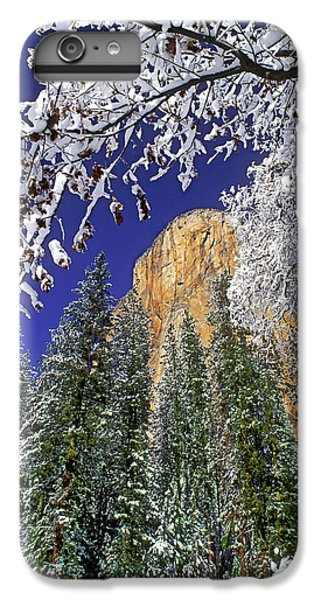 Usa, California, Yosemite National Park IPhone 6 Plus Case