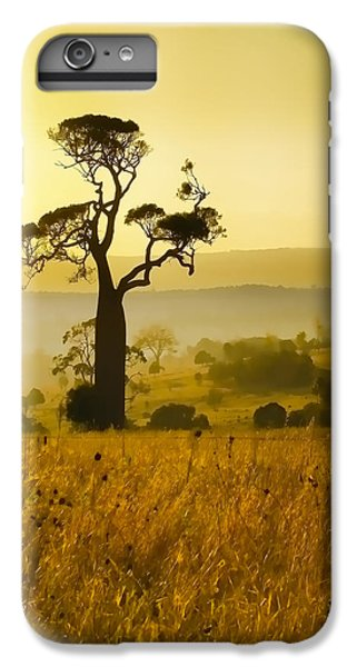 iPhone 6 Plus Case - A Boab Sunrise by Holly Kempe