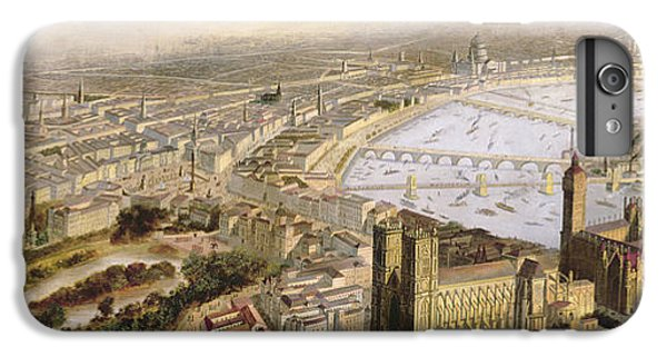 A Panoramic View Of London IPhone 6 Plus Case