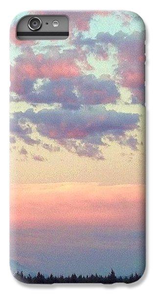 Summer Evening Under A Cotton IPhone 6 Plus Case