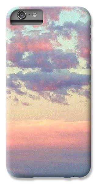 City iPhone 6 Plus Case - Summer Evening Under A Cotton by Blenda Studio