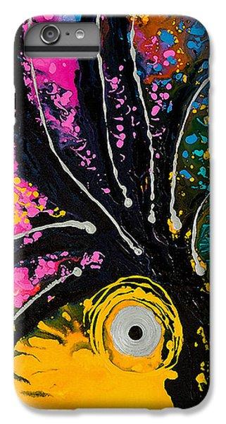 A Rare Bird - Tropical Parrot Art By Sharon Cummings IPhone 6 Plus Case