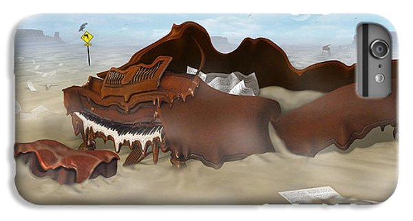 A Slow Death In Piano Valley - Panoramic IPhone 6 Plus Case by Mike McGlothlen