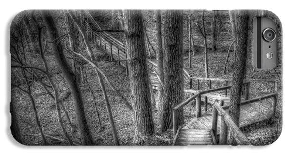 Nature Trail iPhone 6 Plus Case - A Walk Through The Woods by Scott Norris