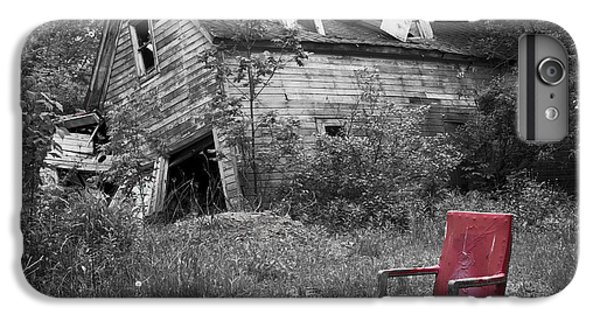 IPhone 6 Plus Case featuring the photograph Abandoned by Ricky L Jones
