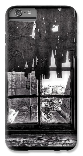 Harlem iPhone 6 Plus Case - Abandoned Window by H James Hoff