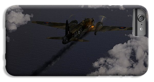 Above And Beyond - Jimmy Ward Vc IPhone 6 Plus Case by Gary Eason