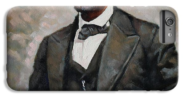 Abraham Lincoln IPhone 6 Plus Case by Ylli Haruni