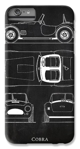 Ac Cobra IPhone 6 Plus Case by Mark Rogan