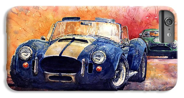Car iPhone 6 Plus Case - Ac Cobra Shelby 427 by Yuriy Shevchuk