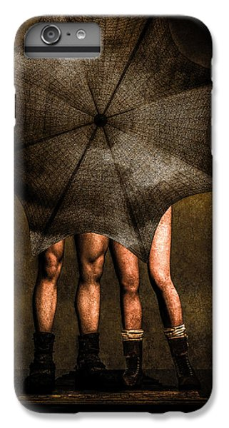 Adam And Eve IPhone 6 Plus Case by Bob Orsillo