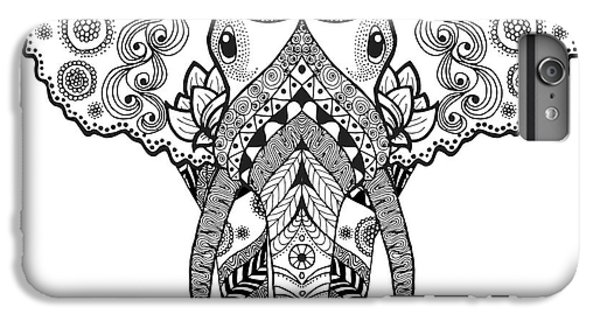 Elephant Tusk Iphone 6 Plus Cases Fine Art America