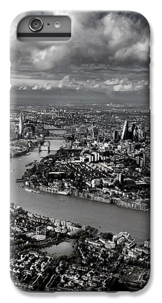 Aerial View Of London 4 IPhone 6 Plus Case