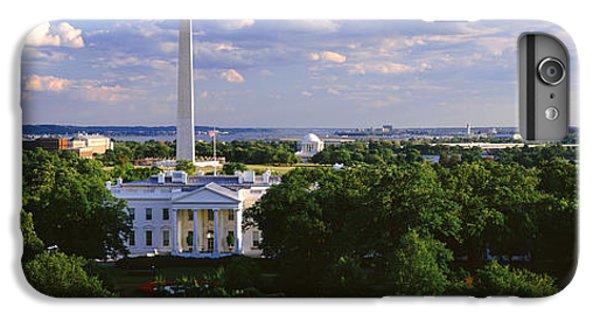 Aerial, White House, Washington Dc IPhone 6 Plus Case