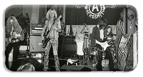 Aerosmith - Aerosmith Tour 1973 IPhone 6 Plus Case by Epic Rights