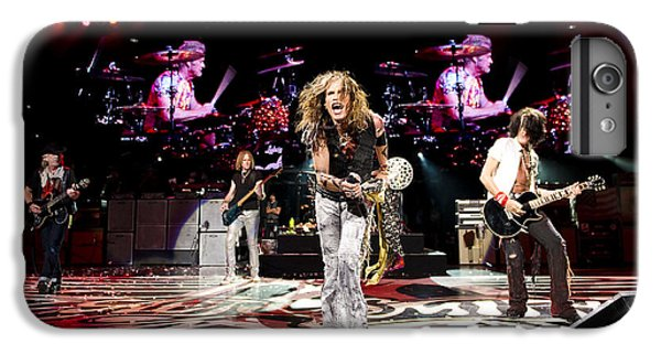 Aerosmith - Austin Texas 2012 IPhone 6 Plus Case by Epic Rights