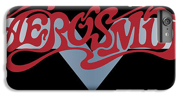 Aerosmith - Dream On Banner 1973 IPhone 6 Plus Case by Epic Rights