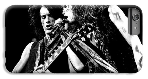 Aerosmith - Joe Perry & Steve Tyler IPhone 6 Plus Case by Epic Rights