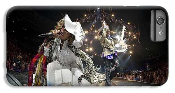 Aerosmith - On Stage 2012 IPhone 6 Plus Case by Epic Rights