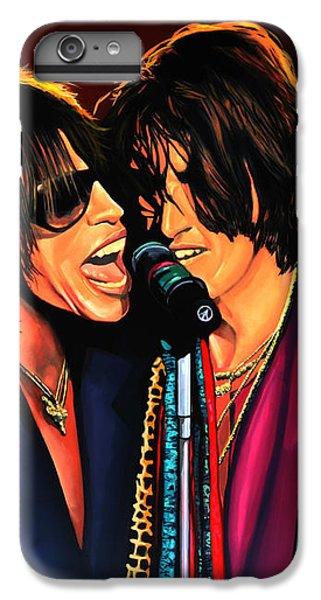 Aerosmith Toxic Twins Painting IPhone 6 Plus Case