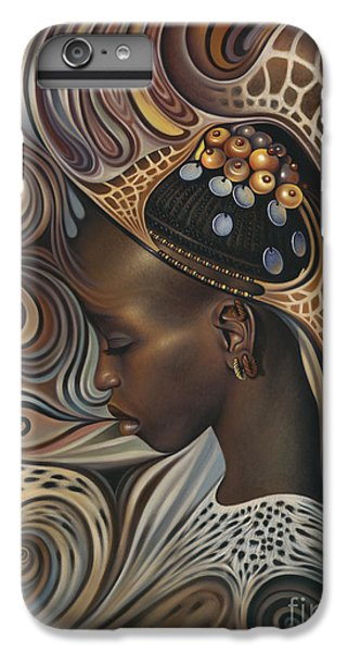 Africa iPhone 6 Plus Case - African Spirits II by Ricardo Chavez-Mendez