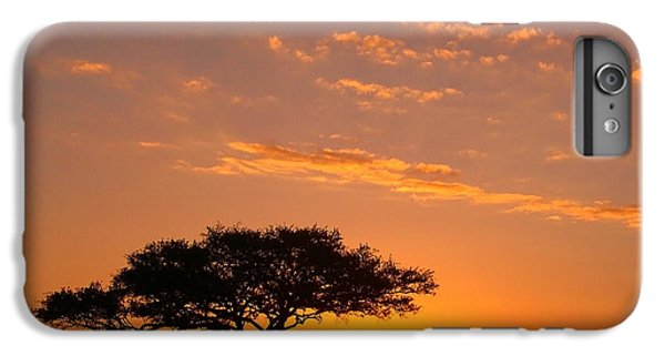 African Sunset IPhone 6 Plus Case by Sebastian Musial