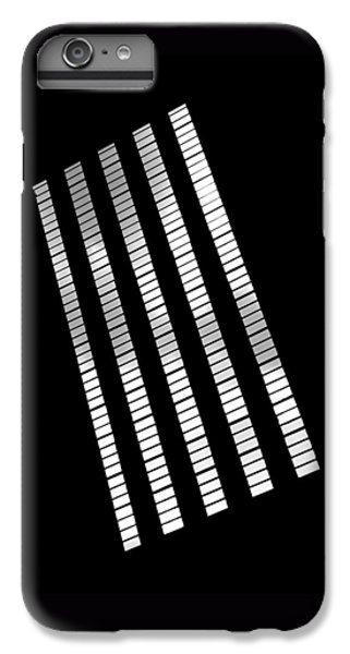 After Rodchenko 2 IPhone 6 Plus Case by Rona Black