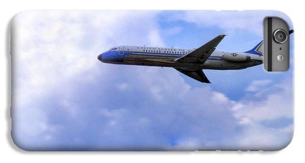 Air Force One - Mcdonnell Douglas - Dc-9 IPhone 6 Plus Case by Jason Politte