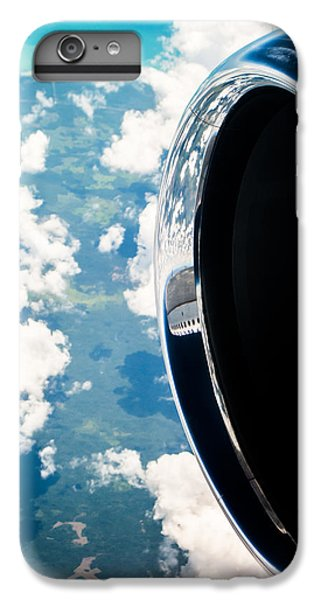 Jet iPhone 6 Plus Case - Tropical Skies by Parker Cunningham