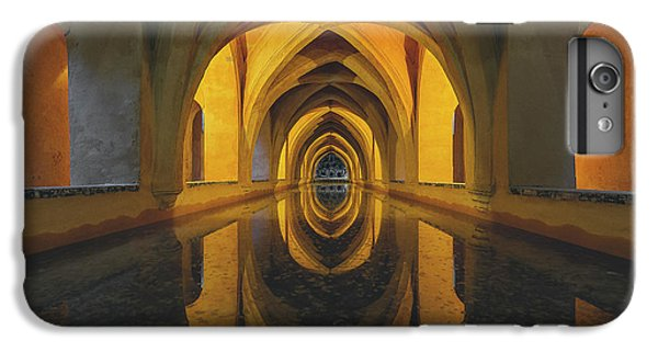 Dungeon iPhone 6 Plus Case - Aljibe by Javier Puy?