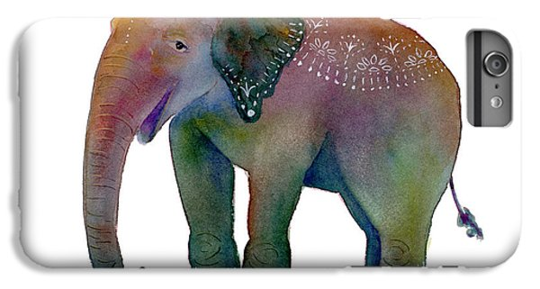 All Dressed Up IPhone 6 Plus Case by Amy Kirkpatrick