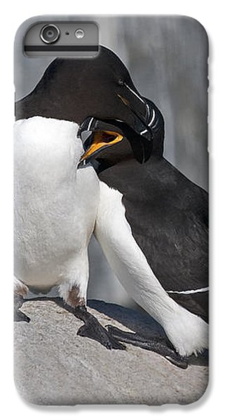 Razorbill iPhone 6 Plus Case - All You Need Is Love... by Nina Stavlund