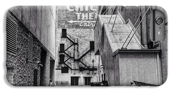 Alley By The Chicago Theatre #chicago IPhone 6 Plus Case