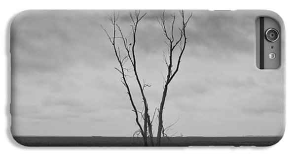 IPhone 6 Plus Case featuring the photograph Alone  by Ricky L Jones