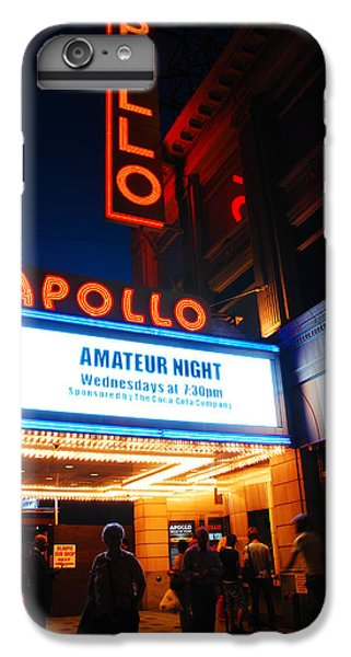 Amateur Night IPhone 6 Plus Case by James Kirkikis