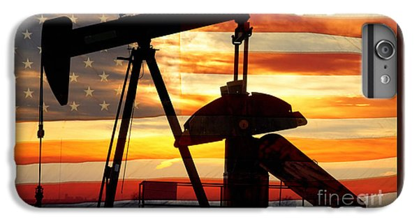 American Oil  IPhone 6 Plus Case by James BO  Insogna