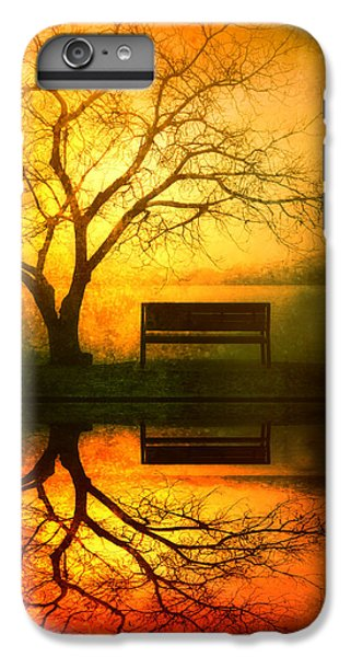 Magician iPhone 6 Plus Case - And I Will Wait For You Until The Sun Goes Down by Tara Turner