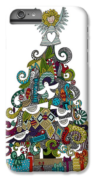 Nature iPhone 6 Plus Case - Angel Tree by MGL Meiklejohn Graphics Licensing