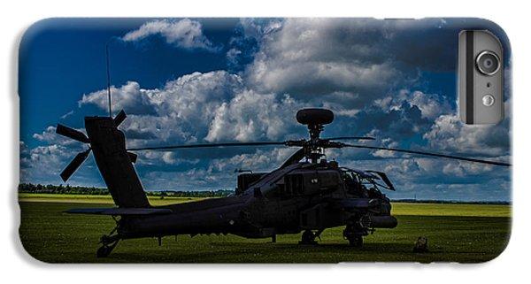 Apache Gun Ship IPhone 6 Plus Case by Martin Newman